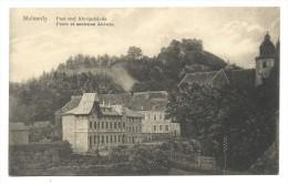CPA - MALMEDY - Poste Et Ancienne Abbaye  // - Malmedy