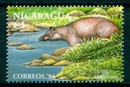 Nicaragua 1994 ( Hors Série : Tapir ) Mnh*** - Stamps