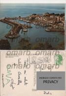 Car1268 Théoule Sur Mer Cité Marine Port-la-Galère Porto Faro Porticciolo Hotel Lungomare Marcofilia Turismo Marcophilie - Otros Municipios