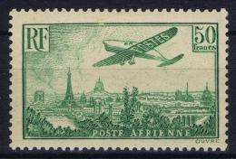 France: Aérienne  Yv Nr 14  MH/* Neuf Avec Ch. - Airmail