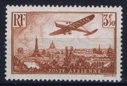France: Aérienne  Yv Nr 13  MH/* Neuf Avec Ch. - Airmail