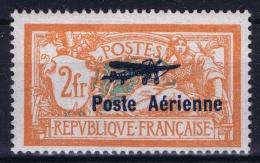 France: Aérienne  Yv Nr 1  MH/* Neuf Avec Ch. - Airmail