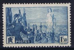 France: 1936 Yv Nr 328 MNH/** Sans  Ch. - Unused Stamps
