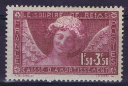 France: 1930 Yv Nr 256 MH/* Avec Ch. - France