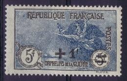 France: 1922 Yv Nr  169 MH/* Avec Ch. - France