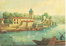 Lyon - L´Ile Barbe En 1830 - France