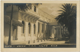Real Photo San José Club Union - Costa Rica