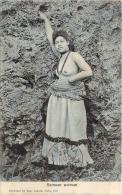 Océanie - Samoa - Samoan Woman (seins Nus) (cachet General Post Office Suva Fiji) - Samoa