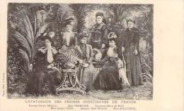 L'Etat-Major Des Femmes Chrétiennes De France, Baronne Xavier Reille, Mme Vedrenne, Comtesse Albert De Mun ... - Partis Politiques & élections