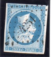 """FRANCE : PC 4251 . """"  YENNE """" . (88) . N° 14 . TB . - Marcophilie (Timbres Détachés)"""