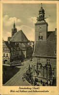 BRANDENBURG RATHAUS - Brandenburg