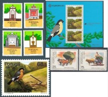 AZORES - ANNATA COMPLETA 1986 MNH** - Açores