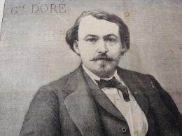 1868 Gustave DORÉ Dessin De PENAUILLE - Photographie De NADAR - CHILPÉRIC - MILITAIRATURE Par And GILL - 1850 - 1899