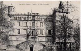 Saint PRIEST - Le Château - Saint Priest