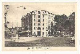Cp, 76, Rouen, La Poste - Rouen