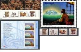 AZORES - ANNATA COMPLETA 1997 MNH** - Azores