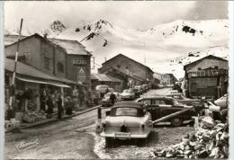 Aduanas Franco-ANDORRA, Pas De La Casa 2050 M. Vehículos De Pasajeros Dyna Panhard,203 Peugeot,ect. Años 1950 - Aduana