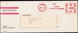 1959. RADIOBREV. LYNGBY RADIOTELEGRAFKONTOR 08.4.59. (Michel: ) - JF221394 - Non Classés