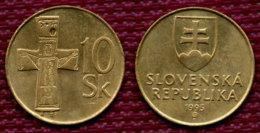 SLOVAQUIE 10 Krone 1995. # 1452. - Slowakije