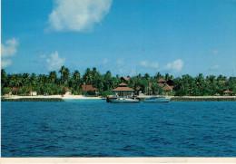 REPUBLIC OF MALDIVES   KURUMBA VILLEGE TOURIST RESORT - Maldive