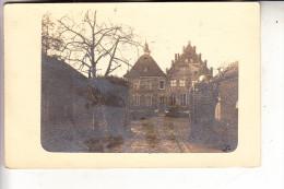 4152 KEMPEN - SCHMALBROICH, Haus Steinfunder, Photo-AK, 1914 - Viersen