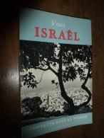 1970 ?  Voic ISRAËL  Avec 86 Photographies Par Boris Kowaldo....trés Bon état - Libri, Riviste, Fumetti