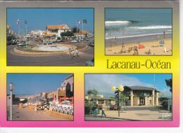 LACANAU OCEAN (33-Gironde), Carte Multi-vues, Ed. Elcé, 1994 - France