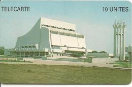 CARTE-PUCE-AFRIQUE-MALI-SC7 SCHLUM-SOTELMA-BUILDING-TBE- - Mali