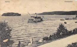 SWEDEN POSTCARD, SJOVIK, KOLMARDEN, 1914 - Zweden