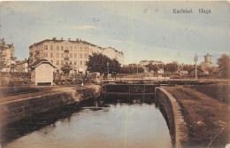 SWEDEN POSTCARD, KARLSTAD, HAGA, 1911 - Zweden