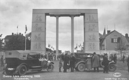 SWEDEN POSTCARD, OREBRO LANS UTSTALLING 1928, HUVUDENTREN - Zweden