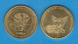 SENEGAL 3.000 CFA Francos 2.003 KM#11 SC/UNCirculated    VERY VERY RARE!!!!  T-DL-10.791 - Sénégal