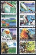 Greece 2001 -  Birds & Flowers - Complete Set - Grecia