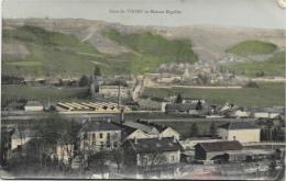 Virieu-sur-Bourne - Gare De Virieu Et Maison Bigallet (distillerie) - Virieu
