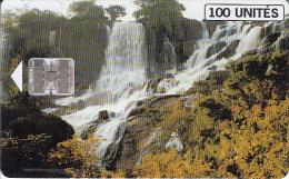 GUINEA - Waterfall 2(100 Units), Used - Guinée