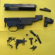 LOT PIECES ERMA WERKE EM1 EGM1 USM1 22 LR - Armi Da Collezione