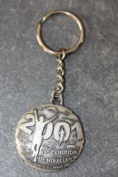 """Porte-clés """"29e Corrida De Houilles - 2001 - Yvelines - Course à Pied - Porte-clefs - Athlétisme"""