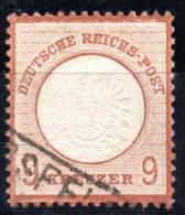 GERMANY REICH 1872 - Nice Copy Of The 9 Kreuzer Large Eagle - Allemagne