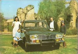 Publicité Renault R16-selection Concours -les Gagnants - Publicité