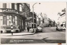 DONCASTER - High Street  (garage  Cars) - Inglaterra