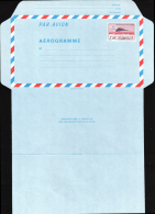CFE-147 N° 1011-AER. Concorde Survolant Paris - Aerogramas