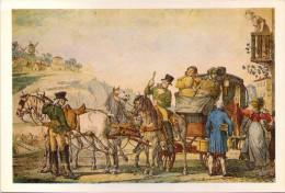 Carle VERNET - Premier Empire - Postillon Et Attelage - Lithographie - Belle-Arti
