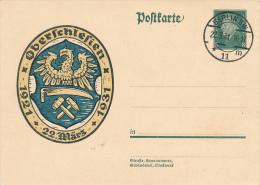 BERLIN - 1931 , 10. Jahrestag Volksabstimmung In Oberschlesien - Germany