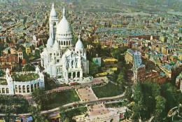 75 - PARIS - La Basilique Du Sacré-Coeur De Montmartre Et Les Jardins - Sacré Coeur