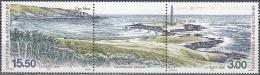 Saint-Pierre Et Miquelon 1998 Yvert 681 - 682 Neuf ** Cote (2015) 10.00 Euro Cap Blue / Pointe Plate - St.Pierre & Miquelon