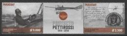 Paraguay (2014) - Set -   /  Avion - Airplane - Flugzeug - Pettirossi Project - Airplanes