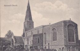 BARNWELL CHURCH - Northamptonshire