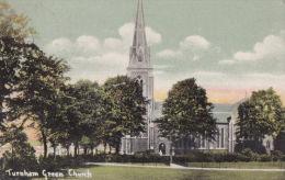 TURNHAM GREEN CHURCH - London Suburbs