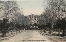 LE CANNET HOTEL DE LA GRANDE BRETAGNE - Frankreich