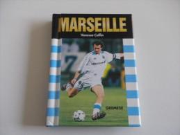 Mini LIVRE - OM MARSEILLE - VANESSA CAFFIN - Livres